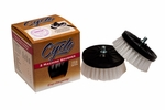 2 Pack Cyclo Polisher White Standard Carpet Brush