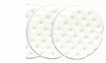 3 Pack -White Polishing CCS Smart Pads™ DA 5.5 inch Foam Pads