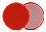 5 1/2  x 7/8 Inch Hydro-Tech Crimson Finishing Foam Pad