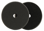 5.5 inch Lake Country Force Hybrid Black Finishing Pad (Single)