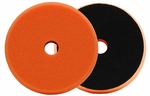 5.5 inch Lake Country Force Hybrid Orange Cutting Pad (Single)