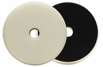 5.5 inch Lake Country Force Hybrid White Polishing Pad (Single)