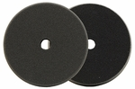 6.5 inch Lake Country Force Hybrid Black Finishing Pad (Single)