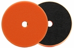 6.5 inch Lake Country Force Hybrid Orange Cutting Pad (Single)