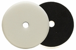 6.5 inch Lake Country Force Hybrid White Polishing Pad (Single)