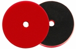6.5 inch Lake Country Force Hybrid Red Waxing Pad (Single)
