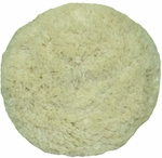 "8.5"" inch 4 Ply 100% Twisted Wool Compounding Pad"