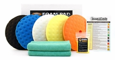 Advanced Curved Edge 8.5'' CCS Foam Pad Kit