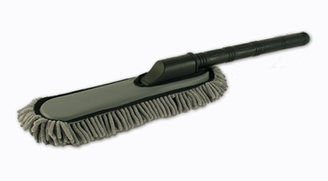 carrand microfiber max pure shine car duster auto duster large car duster microfiber duster. Black Bedroom Furniture Sets. Home Design Ideas