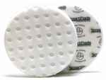 White Heavy Polishing CCS Smart Pads™ DA 6.5 inch Foam Pad
