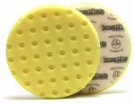 Yellow Cutting CCS Smart Pads™ DA 6.5 inch Foam Pad