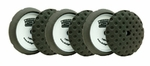 CCS 7.5 inch Gray Finishing Pad 6 Pack