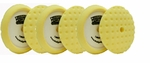 CCS 7.5 inch Yellow Cutting Pad 6 Pack