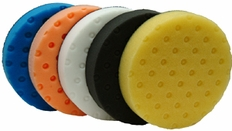 CCS Smart Pads� 6.5 Inch  Professional Foam Buffing Pads by Lake Country