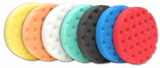 CCS Smart Pads™ Dual Action 5.5 Inch Foam Pads by Lake Country