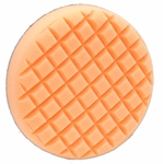 Cobra Cross Groove™ 6.5 Inch Orange Light Cutting Pad