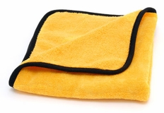Cobra Gold Plush Jr. Microfiber Towel, 16 x 16 inches