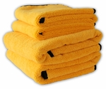 Cobra Gold Plush Microfiber Combo