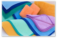 Cobra Microfiber Towels & Tools