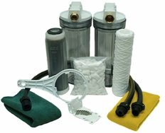 Deluxe Clean Water Filter Kit