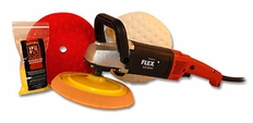 FLEX LK603VVB Circular Polisher 8.5 inch Pad Kit