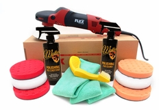 Flex PE14-2-150 Rotary Polisher 5.5 Inch CCS Pad Kit