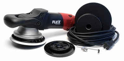 FLEX XC 3401 VRG HD Polisher & Changeable Backing Plate System <font color=red><b>FREE BONUS</font></b>