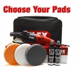 FLEX XC3401 VRG Orbital Polisher Intro Kit