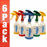 Kwazar Mercury Pro + 0.5 Liter Spray Bottle (17 oz.) - 6 Pack