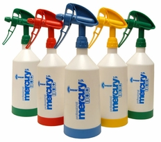 Kwazar Mercury Pro + Double-Action Spray Bottles