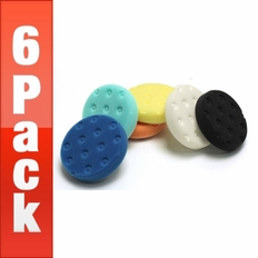 Lake Country 3.5 Inch CCS Pads 6 Pack - Your Choice!