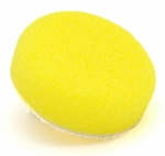 Lake Country 4 Inch Yellow Carpet Scrubbing Pad