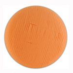 Lake Country Kompressor Orange Light Cutting Foam Pad, 7 inches
