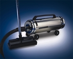 Metropolitan Stainless Steel Full-Size Canister Vacuum