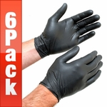 Nitrile Gloves Mix & Match 6 Pack