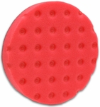 Red UltraSoft Wax/Sealant CCS Smart Pads™ DA 5.5 inch Foam Pad