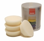 Rupes 70 mm (2.75 inch) White Finishing Foam Pad 4 Pack