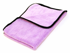 Super Plush Deluxe Microfiber Towel, 16 x 24 inches