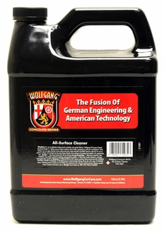 Wolfgang All-Surface Cleaner 128 oz. <font color=red>Free Bonus!</font>