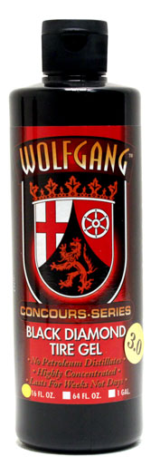 Wolfgang Black Diamond Tire Gel <strong> <font color=red> ON SALE! </strong> </font>