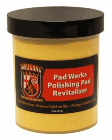 Wolfgang Pad Werks Polishing Pad Revitalizer <strong> <font color=red> ON SALE! </strong></font>