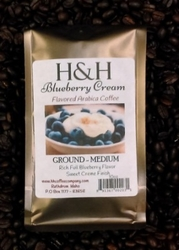 Blueberry Cream - Medium