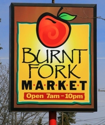 Burnt Fork Market Location