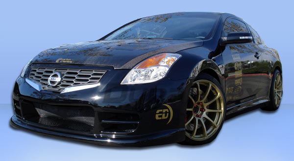 08 09 Nissan Altima Coupe Gt Concept Complete Body Kit 4pc