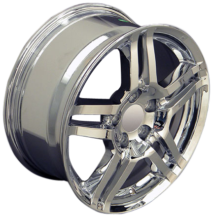 "Acura Tl Wheels >> 17"" Fits Acura - TL Wheels - Chrome 17x8"