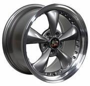 "17"" Fits Ford� Mustang� Bullitt Wheels - Anthracite 17x9 SET"
