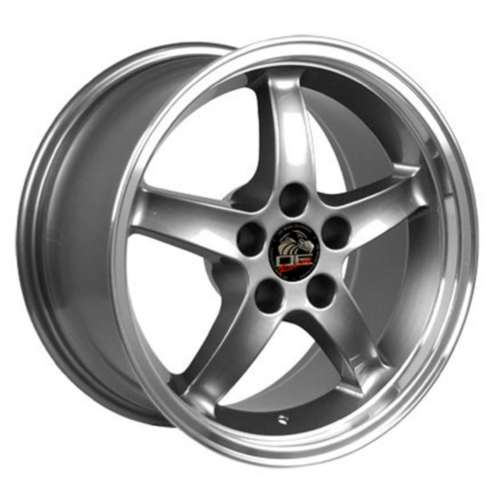 17 Quot Ford 174 Mustang 174 Cobra R Deep Dish Wheels Anthracite