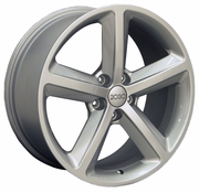 "18"" Audi A5 wheels - Silver 18x8 SET"