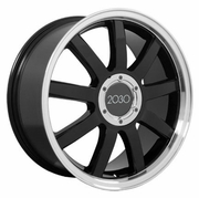 "18""Audi RS4 Deep Dish wheels - Black 18x8 SET"
