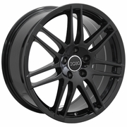 "18"" Audi RS4 Wheels - Black 18x8 SET"
